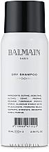 Voňavky, Parfémy, kozmetika Suchý šampón na vlasy - Balmain Paris Hair Couture