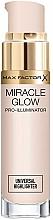 Voňavky, Parfémy, kozmetika Univerzálny rozjasňovač - Max Factor Miracle Glow Pro Illuminator Highlighter