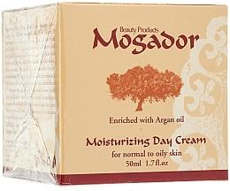 Voňavky, Parfémy, kozmetika Hydratačný denný krém pre normálnu a mastnú pleť - Mogador Moisturizing Day Cream