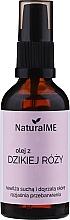 Voňavky, Parfémy, kozmetika Olej z divokej ruže - NaturalME (s dávkovačom)
