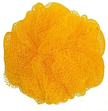 Voňavky, Parfémy, kozmetika Sprchová špongia nylonová 10610, oranžová - Walkiria