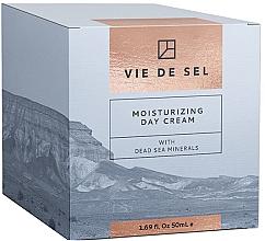 Voňavky, Parfémy, kozmetika Hydratačný krém na tvár - Vie De Sel Moisturizing Day Cream