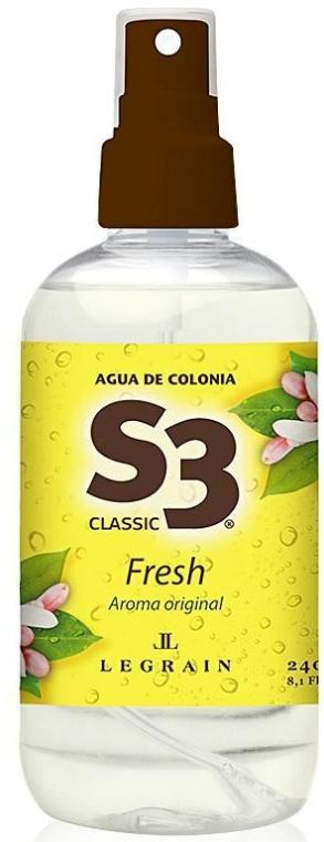 Legrain S3 - Sprejová kolínska voda