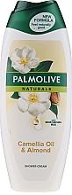 Voňavky, Parfémy, kozmetika Sprchový gél - Palmolive Naturals Camellia Oil & Almond Shower Gel