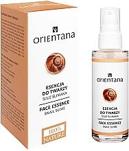 Voňavky, Parfémy, kozmetika Esencia-maska na tvár - Orientana Bio Essence-Mask Snail Secretion Filtrate
