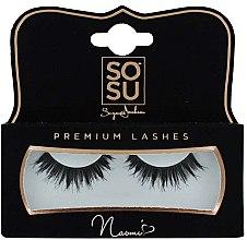 """Voňavky, Parfémy, kozmetika Falošné riasy """"Naomi"""" - Sosu by SJ Luxury Lashes"""