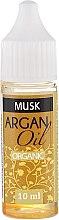"""Voňavky, Parfémy, kozmetika Arganový olej """"Pižmo"""" - Drop of Essence Argan Oil Musk"""