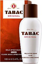 Voňavky, Parfémy, kozmetika Maurer & Wirtz Tabac Original Mild After Shave Fluid - Fluid po holení