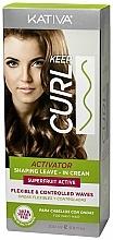Voňavky, Parfémy, kozmetika Aktivátor pre vlnité vlasy - Kativa Keep Curl Superfruit Active