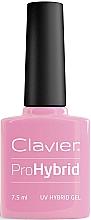 Voňavky, Parfémy, kozmetika Gél-lak na nechty - Clavier ProHybrid UV Hybrid Gel
