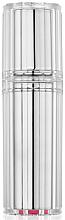 Voňavky, Parfémy, kozmetika Plniteľný rozprašovač parfumov, strieborný - Travalo Bijoux Silver Refillable Spray