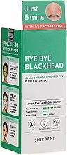 Voňavky, Parfémy, kozmetika Penová maska proti čiernym bodkám - Some By Mi Blackhead 30Days Miracle Green Tea Tox Bubble Cleanser