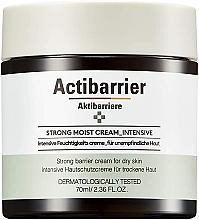 Voňavky, Parfémy, kozmetika Hĺbkovo zvlhčujúci intenzívny krém - Missha Actibarrier Strong Moist Cream Intensive