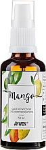 Voňavky, Parfémy, kozmetika Olej pre stredne pórovité vlasy - Anwen Mango Oil For Medium-Porous Hair (sklo)