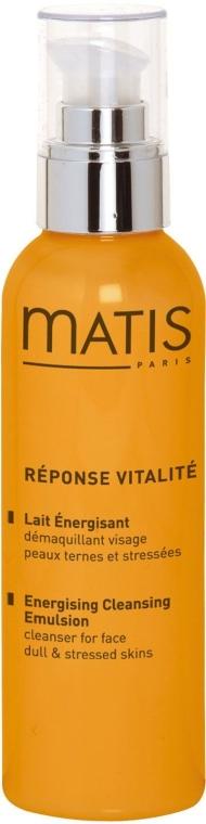 Čistiace mlieko - Matis Reponse Vitalite Energising cleansing milk — Obrázky N1