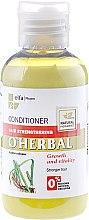 Voňavky, Parfémy, kozmetika Balzam-kondicionér na posilnenie vlasov s extraktom koreňa puškvorca - O'Herbal