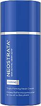 Voňavky, Parfémy, kozmetika Spevňujúci krém na krk s trojitým účinkom - NeoStrata Skin Active Trimple Firming Neck Cream