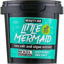 "Voňavky, Parfémy, kozmetika Soľ do kúpeľa ""Little Mermaid"" - Beauty Jar Just Pure Sea Salt"