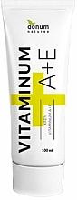 Voňavky, Parfémy, kozmetika Ochranný krém s vitamínmi A a E - Miamed Donum A+E