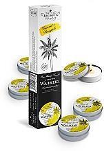 Voňavky, Parfémy, kozmetika Sada masážnych sviečok - Petits JouJoux Mini A Trip To Waikiki