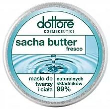 """Voňavky, Parfémy, kozmetika Maslo na tvár a telo """"Sviežosť"""" - Dottore Sacha Butter Fresco"""