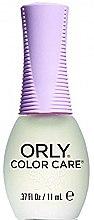 Voňavky, Parfémy, kozmetika Lak pre rýchle schnutie - Orly Colour Care Blast Snap Dry