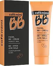 """Voňavky, Parfémy, kozmetika BB krém """"Dokonalá pleť"""" - Cafe Mimi Facial BB-Cream"""