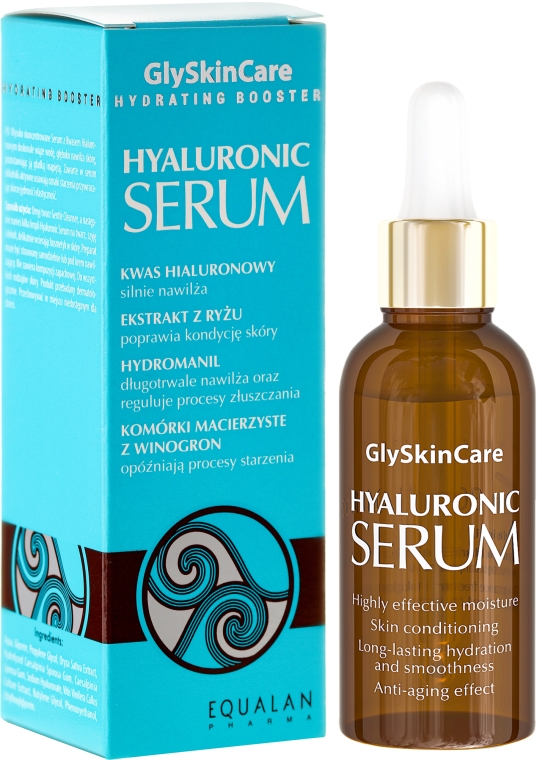 Sérum s kyselinou hyalurónovou - GlySkinCare Hyaluronic Serum
