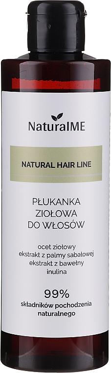 Oplachovač na vlasy - NaturalME Natural Hair Balm — Obrázky N1
