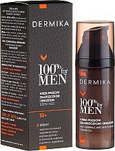 Voňavky, Parfémy, kozmetika Krém proti hlbokých vráskam - Dermika Anti-Wrinkle And Anti-Furrow Cream 50+