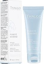 """Voňavky, Parfémy, kozmetika Maska na tvár """"Absolútne čistenie"""" - Thalgo Absolute Purifying Mask"""