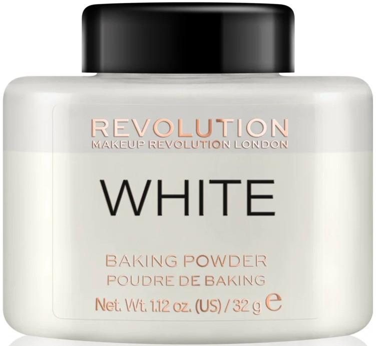 Sypký púder - Makeup Revolution Baking Powder