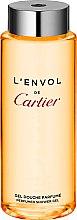 Voňavky, Parfémy, kozmetika Cartier L'Envol de Cartier Shower Gel - Sprchový gél