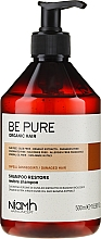 Voňavky, Parfémy, kozmetika Regeneračný šampón na poškodené vlasy - Niamh Hairconcept Be Pure Restore Shampoo