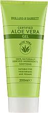 """Voňavky, Parfémy, kozmetika Gél na telo """"Aloe vera"""" - Holland & Barrett Certified Aloe Vera Gel"""