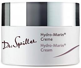 Voňavky, Parfémy, kozmetika Omladzujúci krém na tvár - Dr. Spiller Hydro-Marin Cream