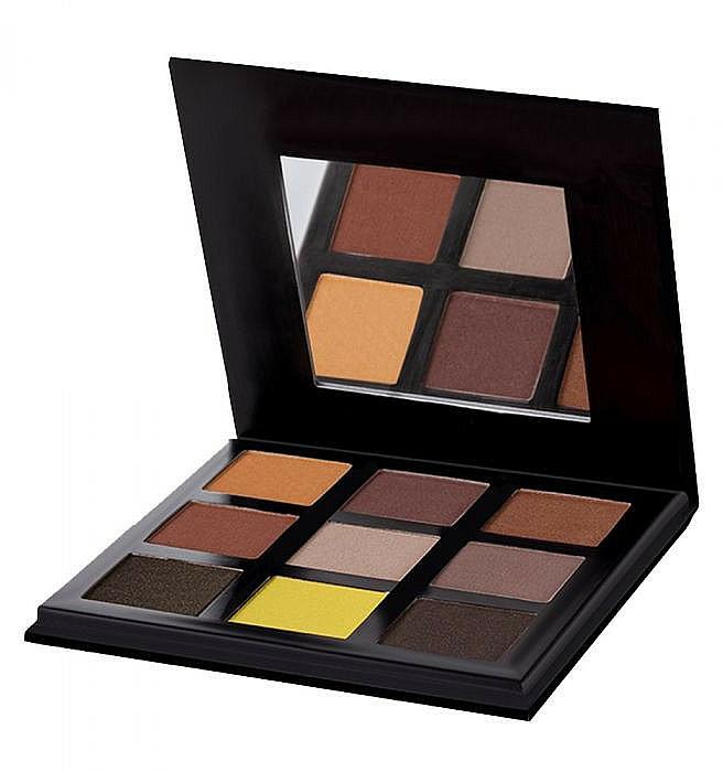 Paleta očných tieňov - NoUBA Eyeshadow Palette — Obrázky N1