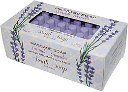 """Voňavky, Parfémy, kozmetika Mydlo-peeling pre masáž """"Levanduľa"""" - Gori 1919 Massage Scrub Soap Lavender"""