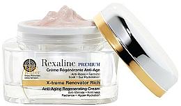 Voňavky, Parfémy, kozmetika Anti-aging regeneračný krém pre veľmi suchú pokožku - Rexaline Line Killer X-Treme Renovator Rich Cream