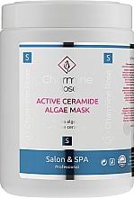 Voňavky, Parfémy, kozmetika Alginátová maska na tvár s ceramidmi - Charmine Rose Active Ceramide Algae Mask