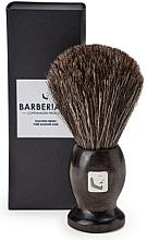 Voňavky, Parfémy, kozmetika Štetka na holenie - Barberians. Shaving Brush Pure Badger Hair