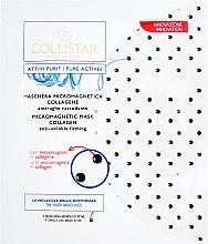 Voňavky, Parfémy, kozmetika Kolagénová maska na tvár - Collistar Pure Actives Micromagnetic Mask Anti-wrinkle Mask