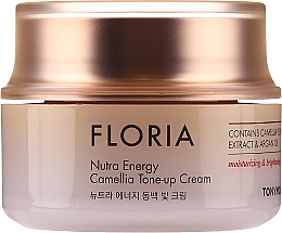 Voňavky, Parfémy, kozmetika Krém na tvár - Tony Moly Floria Nutra Energy Tone Up Cream