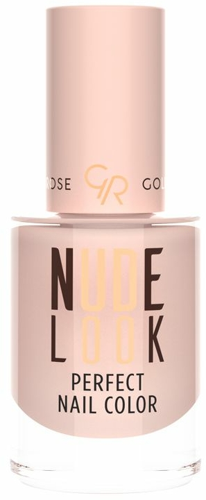 Lak na nechty - Golden Rose Nude Look Perfect Nail Color