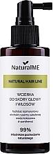 Voňavky, Parfémy, kozmetika Lotion proti vypadávaniu vlasov - NaturalME Natural Hair Line Lotion