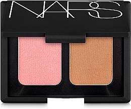 Voňavky, Parfémy, kozmetika Tvárová paleta - Nars Blush Bronzer Duo