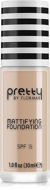 Zmatňujúci make-up - Flormar Pretty Mattifying Foundation