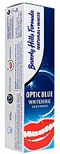 Voňavky, Parfémy, kozmetika Bieliaca zubná pasta  - Beverly Hills Formula Natural White Optic Blue Whitening Toothpaste