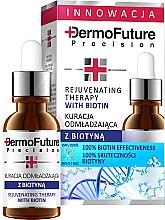 Voňavky, Parfémy, kozmetika Omladzujúci prípravok s biotínom - DermoFuture Rejuvenating Therapy With Biotin