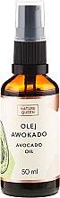 """Voňavky, Parfémy, kozmetika Kozmetický olej """"Avokádo"""" - Nature Queen Avocado Oil"""